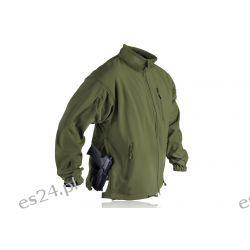 Bluza JACKAL QSA™ - Shark Skin - Olive Green