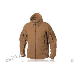 Bluza PATRIOT - Double Fleece - Coyote