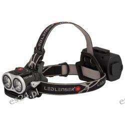 Latarka Ledlenser XEO19R (7219-R) Black zestaw