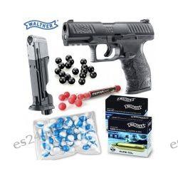 """Zestaw obrony domowej """"Personal PPQ"""" - kal .43 Walther PPQ z magazynkiem ratunkowym"""