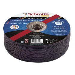 Tarcza Do Cięcia Metalu 230x2,0 Schmith