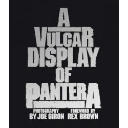 A Vulgar Display of Pantera by Rex Brown | 9781944713003 | Booktopia