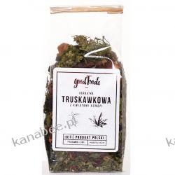 Herbatka owocowo-konopna - truskawkowa