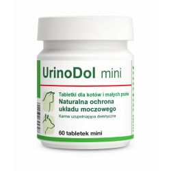 URINODOL mini 60 tabletek