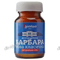 SÓL BARBARA NATURALNA, Z TRUSKAWCA (Ukraina), SÓL GORZKA, 100 g - OCZYSZCZANIE ORGANIZMU