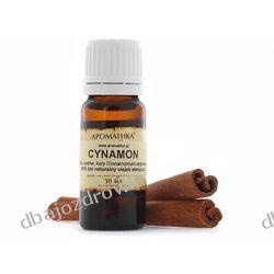 NATURALNY OLEJEK CYNAMONOWY (CYNAMON), AROMATIKA 10 ml