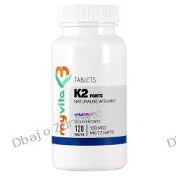 Witamina K2 MK-7, Myvita, 120 Tabletek