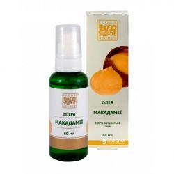 Olej z Makadamii, 100% Naturalny, 60 ml