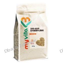 ŻEŃ - SZEŃ SYBERYJSKI (KORZEŃ) 100 g, MYVITA