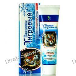 Maść do Ciała Tygrysia Chłodząca, 100 ml