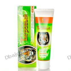 Maść do Ciała Tygrysia z Biszofitem, 100 ml