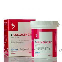 F- COLLAGEN ZINC, KOLAGEN I CYNK FORMEDS