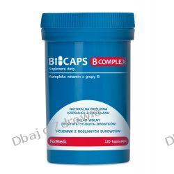 BICAPS B COMPLEX, FORMEDS WITAMINY B 120 KAPSUŁEK