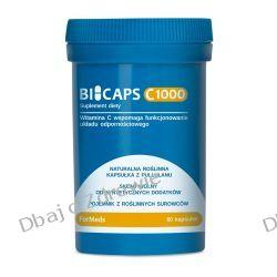 BICAPS C 1000, Formeds 60 Kapsułek Witamina C