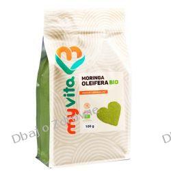 Moringa Oleifera BIO Proszek, Myvita, 100g
