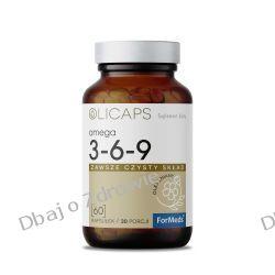 OLICAPS OMEGA 3-6-9 Kwasy ALA, LA i Oleinowy, ForMeds