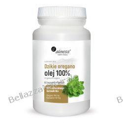 Dzikie oregano, olej 100% x 90 kapsułek miękkich