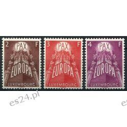Luksemburg 1957 Mi 572-74 ** Europa Cept