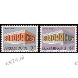 Luksemburg 1969 Mi 788-89 ** Europa Cept