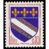 Francja 1963 Mi 1420 ** Herb