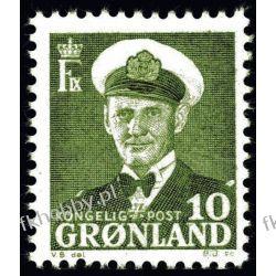 Grenlandia 1950 Mi 30 ** Król Fryderyk IX