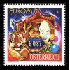 Austria 2002 Mi 2376 ** Europa Cept Cyrk