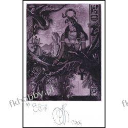 Agirba Ruslan 2004 Exlibris C3 Project Mythology Egypt Faraon Pharaoh Woman 256p