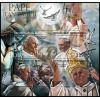 Burundi 2012 Mi ark 2690-93 ** Jan Paweł II Papież