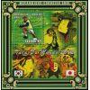 Mozambik 2001 Mi BL 76 ** Piłka Nożna Michael Owen