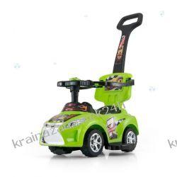 Jeździk Kid 3 W 1 Green Zielony
