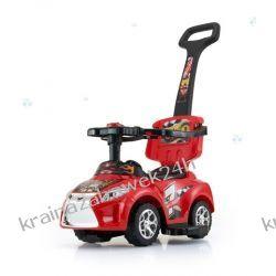 Jeździk Kid 3 W 1 Red Czerwony