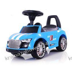 Jeździk Racer Niebieski