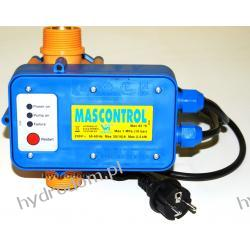 """Sterownik MASCONTROL MC22 5/4"""" do pomp do hydroforów BRIO okablowany"""
