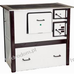 Kuchnia węglowa TK2 610 zabudowana z szufladą bez wężownicy GRUDZIĄDZ