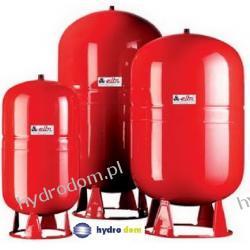 Naczynie ERCE 100 L przeponowe do instalacji CO pionowe stojące (ELBI) Pompy i hydrofory