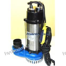 Pompa J V 2200 z pływakiem Qmax-700L/min  zamiennik WQ 2200