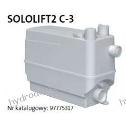 Przepompownia SOLOLIFT 2 C-3 GRUNDFOS