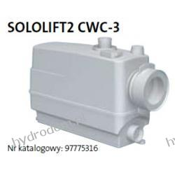 Przepompownia SOLOLIFT 2 CWC-3 GRUNDFOS