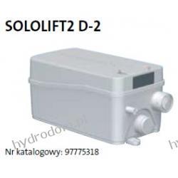 Przepompownia SOLOLIFT 2 D-2 GRUNDFOS
