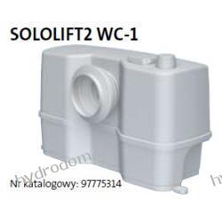 Przepompownia SOLOLIFT 2 WC-1 GRUNDFOS