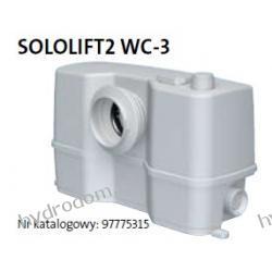 Przepompownia SOLOLIFT 2 WC-3 GRUNDFOS