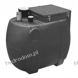 Przepompownia VACUSYSTEM VS 200 - P 300M NOCCHI z pompą PRIOX 300/9