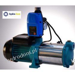 Hydrofor MHI 1300 + PC  100L/min 5,3bar (Sterownik typu BRIO) wirniki plastik