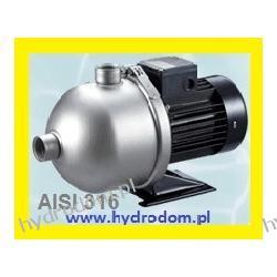 Pompa HBN 4-60 7m3/h 5 bar stal nierdzewna AISI 316  Pompy i hydrofory
