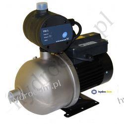 Zestaw podnoszenia ciśnienia  HBI 2-50 PM1 58 L/min 4,5bar ze sterownikiem PM1 Pompy i hydrofory