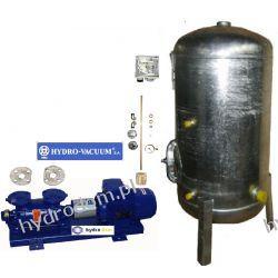 Hydrofor 300L ocynkowany z pompą SKA 4.03 (biornik HVP 301)
