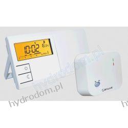 SALUS 091FLRF Bezprzewodowy regulator temperatury – tygodniowy  Piece wolnostojące