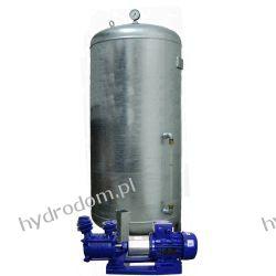 Hydrofor ASB 6 300L ocynk z pompą SKB 4.02 400V