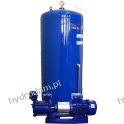 Hydrofor ASB 6 300L Emalia z pompą SKB 4.02 400V