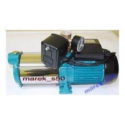 Pompa MHI 1300 SS wirniki INOX 230V + osprzęt hydrofor  Pompy i hydrofory